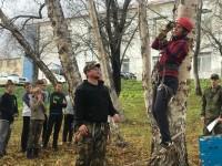 Настоятель гарнизонного храма п. Рыбачий принял участие в организации военно-спортивного праздника для подростков