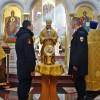 Божественная литургия и молебен в праздник святого воина Феодора Ушакова