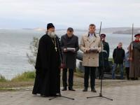 Протоиерей Алексий Апатов принял участие в торжественной церемонии, посвящённой памяти героев обороны Петропавловска-Камчатского от нападения англо-французской эскадры