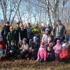 Воспитанники Воскресной школы храма прп. Сергия Радонежского испытали себя в качестве юных туристов