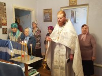 Миссионерская поездка в с. Шаромы Мильковского района