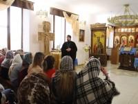 В Духовно-просветительском центре прошли открытые уроки по теме «Духовные основы русской культуры»