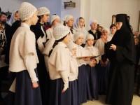 Детская Литургия в Морском соборе
