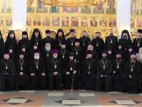 Годовое епархиальное собрание духовенства 2019