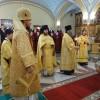Правящий архиерей отслужил Божественную литургию и панихиду в память Евгения Морозова — основателя Камчатской хоровой капеллы