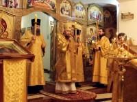 Всенощное бдение в канун Недели 24-й по Пятидесятнице