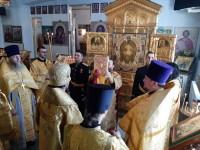 На Камчатке встретили главную икону Вооруженных сил Российской Федерации