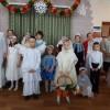 Посещение интернатов воспитанниками воскресной школы в дни Святок
