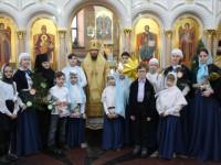 Литургия в Неделю перед Рождеством Христовым
