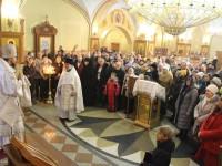 Богослужения в неделю по Богоявлении