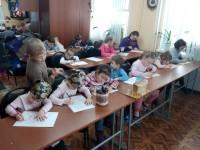 При гарнизонном храме святого апостола Андрея Первозванного открылась воскресная школа