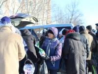 Завершилась акция «Подари тепло бездомным на Рождество Христово»