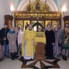 Молодежная Литургия в кафедральном соборе