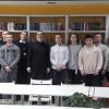 Встреча руководителя Молодежного отдела со студентами энергетического техникума