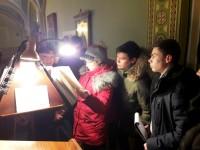 В День православной молодежи участники епархиального молодежного движения организовали познавательный квест для студентов городских колледжей