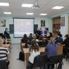 В Духовно-просветительском центре провели открытый урок для студентов
