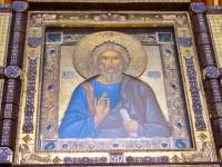 На Камчатку будет доставлена главная икона ВМФ России — образ святого апостола Андрея Первозванного