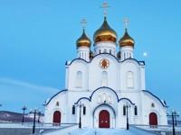 В Камчатских храмах  возносятся молитвенные прошения  в связи с угрозой распространения коронавирусной инфекции