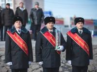 На Камчатке встретили  «Эстафету Победы»