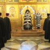 Архиепископ Феодор совершил вечерню с чином прощения в Свято-Троицком кафедральном соборе