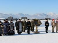 Главная икона ВМФ России доставлена на базу подводных лодок в Вилючинске