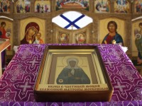Литургия в день памяти святой блаженной Матроны Московской