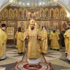 В Неделю сыропустную управляющий епархией совершил Литургию в Кафедральном соборе