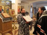 Молебен с акафистом перед образом Пресвятой Богородицы «Воспитание»