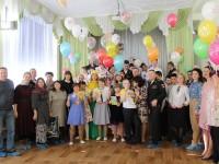 Самый теплый весенний праздник: посещение детского дома «Ягодка»