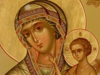 Празднование иконе Божией Матери «Воспитание»