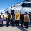 На Камчатке совершен воздушный Крестный ход со святынями епархии