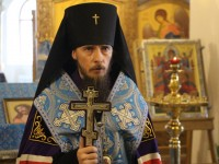 Архиепископ Феодор призвал прихожан молиться дома