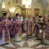 В Неделю прп. Марии Египетской правящий архиерей совершил Божественную литургию в кафедральном соборе