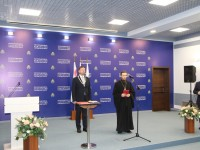 Архиепископ Феодор принял участие в церемонии вступления в должность Главы Петропавловска-Камчатского