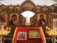 В праздник иконы Божией Матери «Живоносный Источник» Архиепископ Феодор совершил Литургию в Морском соборе