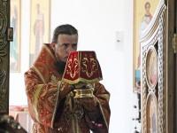 Божественная литургия в праздник Максимовской иконы Пресвятой Богородицы