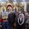 В Елизовском Доме-интернате молитвенно отметили престольный праздник домового храма
