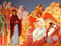 Неделя святых Жен-мироносиц