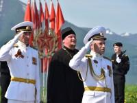 В Вилючинске состоялось торжественное мероприятие в честь 75-летия Победы