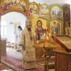 В Неделю 7-ю по Пасхе Архиепископ Феодор совершил Литургию в Морском соборе