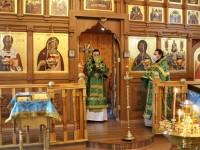 Литургия в День Святого Духа