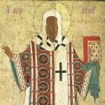Божественная литургия в праздник святителя Алексия, митрополита Московского и всея Руси