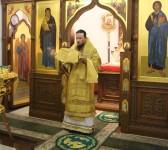Служение Правящего Архиерея в Седмицу 6-ю по Пятидесятнице
