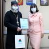 Уполномоченный по правам ребенка в Камчатском крае выразила благодарность руководителю социального отдела епархии
