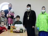 350 семей на Камчатке получат продовольственные наборы от Петропавловской и Камчатской епархии