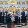 Божественная литургия и молебен в День Военно-Морского флота в Камчатском Морском соборе
