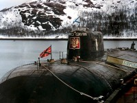 На Камчатке почтили память моряков-подводников, погибших на АПЛ «Курск»