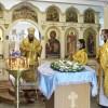 Литургия в Свято-Казанском женском монастыре