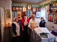 Праздник Преображения Господня встретили на приходах епархии