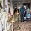Престольный праздник храма при отделении реабилитации Краевого наркодиспансера